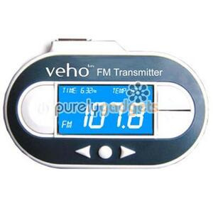 Photo of Veho Digital FM Transmitter iPod Accessory