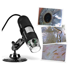Photo of Veho Discovery Deluxe USB Microscope With 400X Magnification Gadget