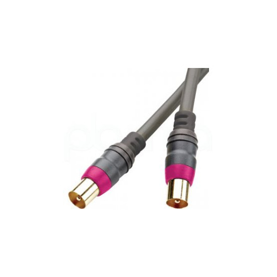 Alphason 1m Male to Male Aerial Cable