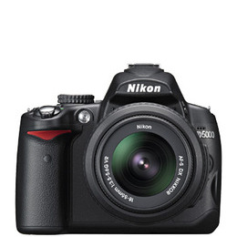 Nikon D5000 with AF-S DX Nikkor 18-55mm VR Lens Reviews