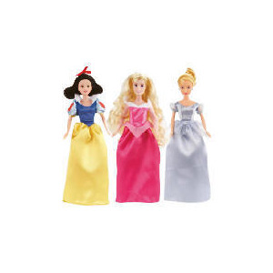 Photo of Disney Princess 3 Doll Pack Toy