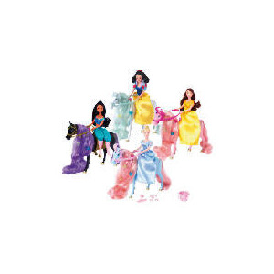 Photo of Disney Princess Horse and Doll Toy