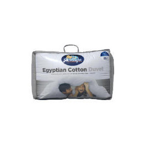 Photo of Silentnight Egyptian Cotton Duvet Double 13.5 Tog Bedding