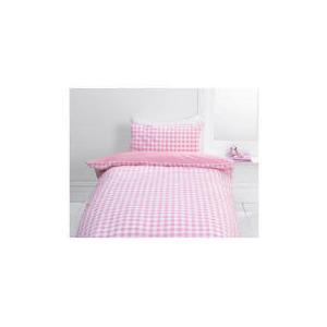 Photo of Tesco Kids Complete Single Bedding Set, Pink Bed Linen