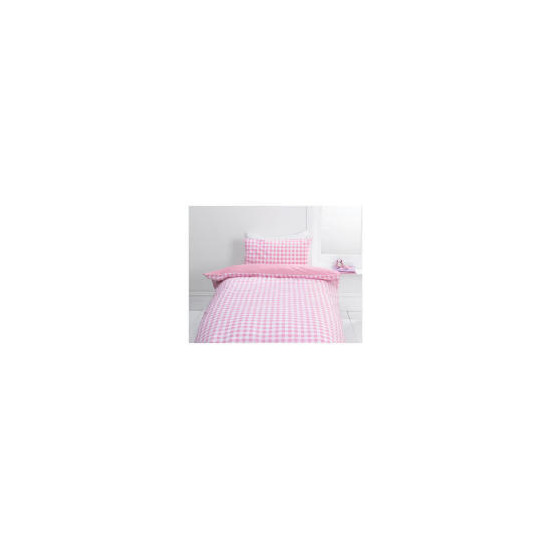 Tesco Kids Complete Single Bedding Set, Pink