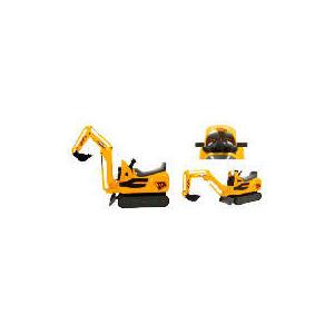 Photo of JCB Site Excavator Toy