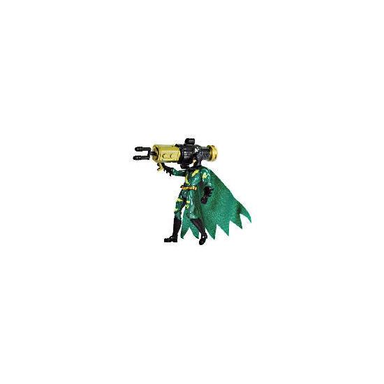 Body Canon Batman