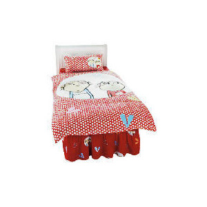 Photo of Charlie & Lola Rotary Duvet Bedding