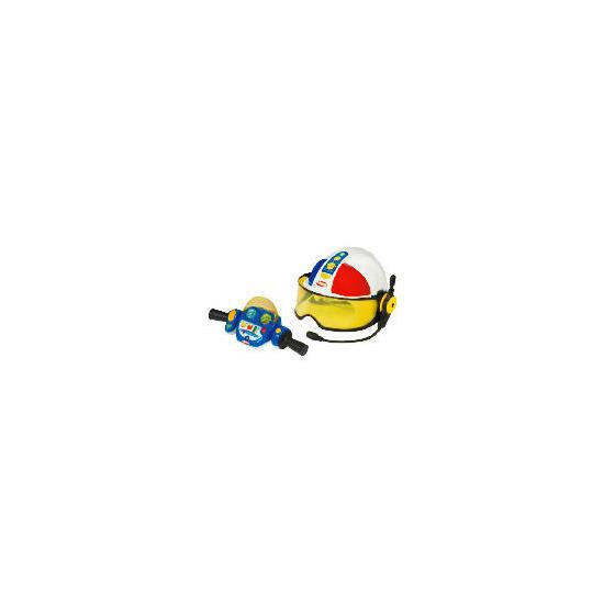 Playskool Helmet Heros Police Officer