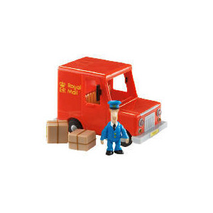 Photo of Postman Pat's Van Toy