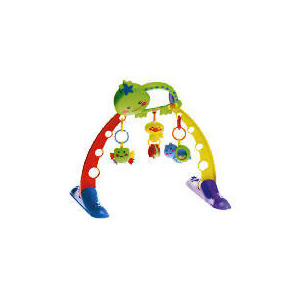 Photo of Fisher Price First Turtle Gym Baby Product
