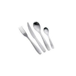 Photo of Tesco Satin Cutlery Set 16 Pieces Dinnerware