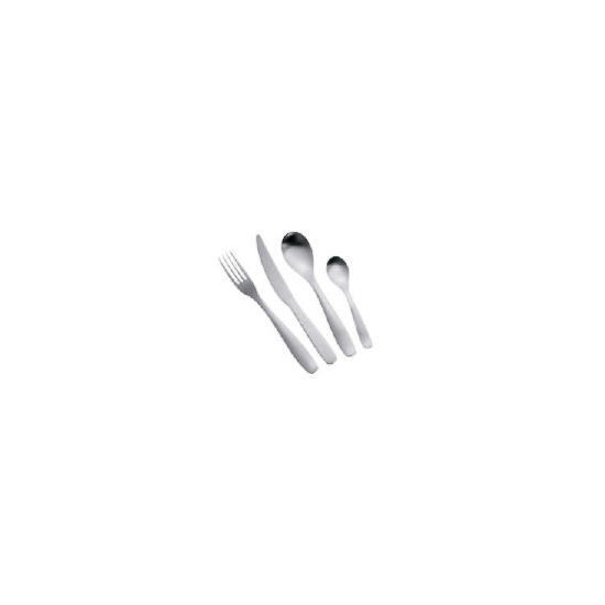 Tesco satin cutlery set 16 pieces