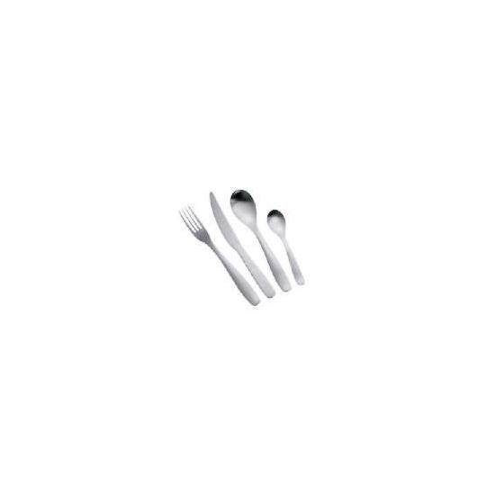 Tesco satin cutlery set 16 pieces