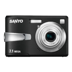 Photo of Sanyo VPC-S770 Digital Camera