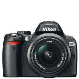 Nikon D60 with AF-S DX Nikkor VR 18-55mm f/3.5-5.6G Lens Reviews