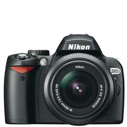Nikon D60 with AF-S DX Nikkor VR 18-55mm f/3.5-5.6G Lens Reviews