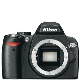 Nikon D60 with AF-S DX VR 55-200mm lens Reviews