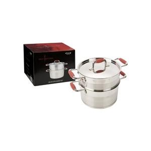Photo of Hells Kitchen 20CM Steamer Set Cookware