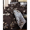 Photo of Antigua Chocolate Quilt Cover Set Double Bed Linen