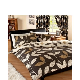 Vania Chocolate Quilt Cover Set King Size Reviews