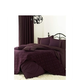 Blythe Aubergine Bed Runner Reviews