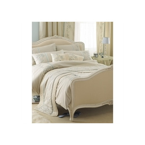 Photo of Jamelia Aqua Quilt Cover Set Superking Size Bed Linen