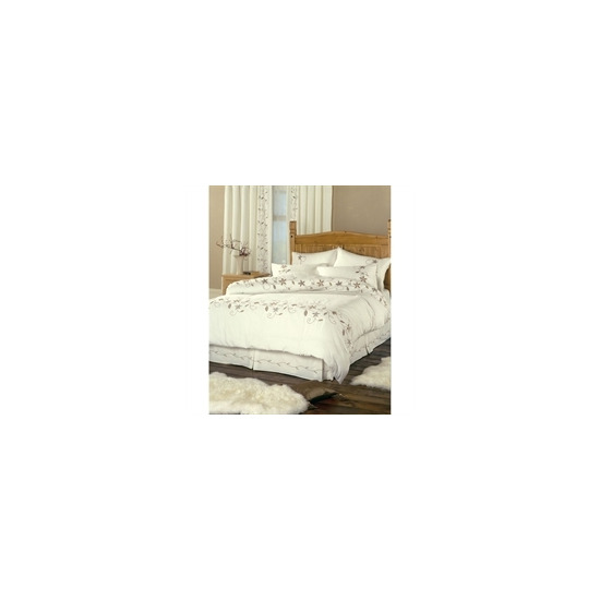 Misha Natural Quilt Cover Set Super King Size