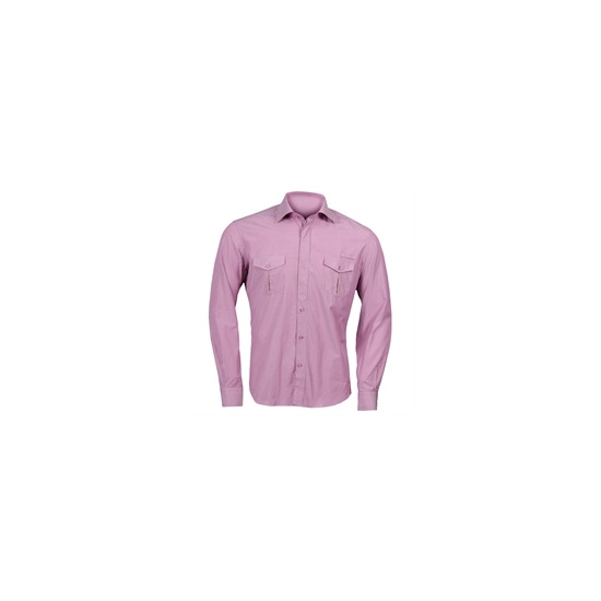 Guide Plain Casual Shirt - Lilac