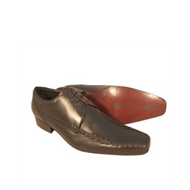 Ikon Matrix Lace Up Shoe - Black Reviews