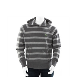 One True Saxon Stripe Hoodie Grey Reviews