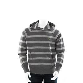 One True Saxon Stripe Hoodie Grey Reviews