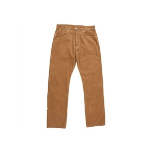 Photo of One True Saxon Cords - Caramel Trousers Man
