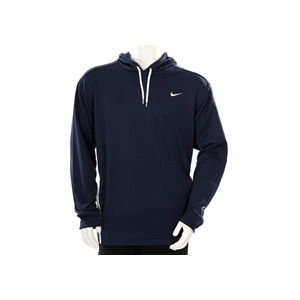 Photo of Nike Hooded Top Navy Tops Man