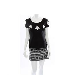 Yumi Black Jaquard Knitted Dress Reviews