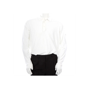 Photo of Nike Tiger Woods Polo Long Sleeve White Tops Man