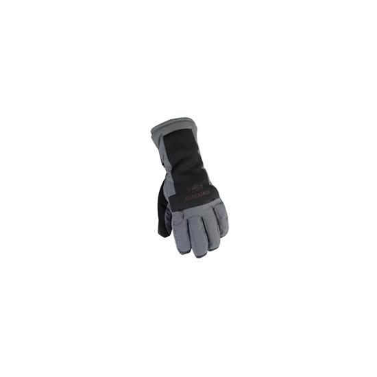 Screamer impact ski glove black