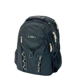 Jeep Computer Backpack Black Reviews