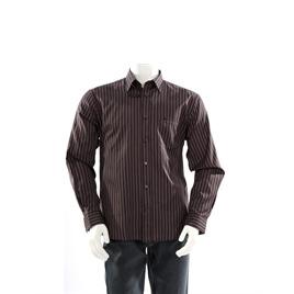 Melka dobby stripe shirt - Black Reviews