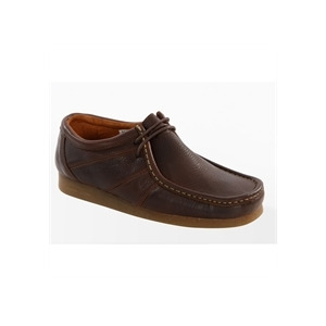 Photo of Base Wallaby Shoe Brown Shoes Man