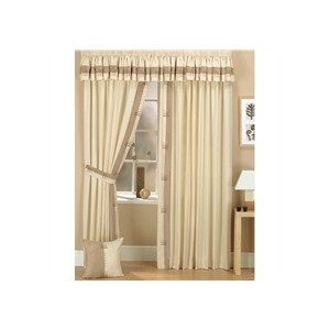 "Photo of Kato Curtains Natural 223CM/88""X274CM/108"" Curtain"