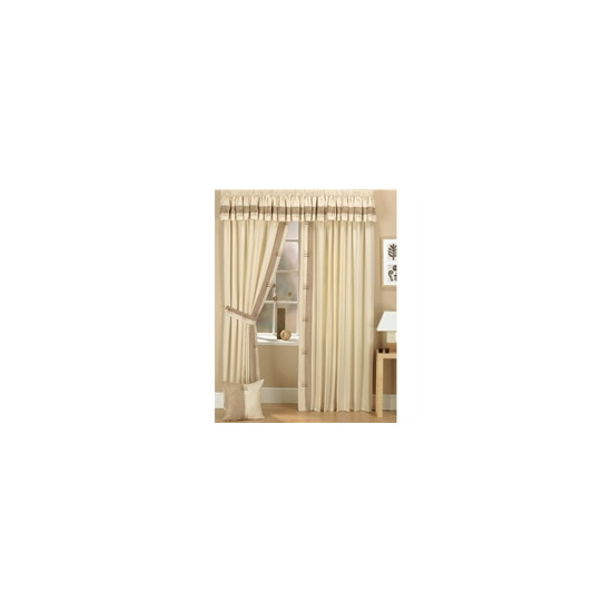 """Kato Curtains Natural 223cm/88""""x274cm/108"""""""