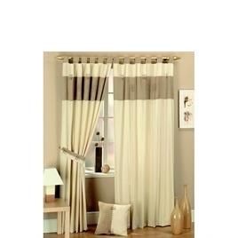 Kato Curtains Suede Panel Natural 163cmx274cm Reviews