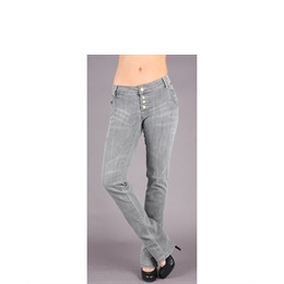 Rocawear Grey Studded Skinny Jeans (34inch leg) Reviews