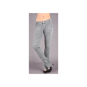 Photo of Rocawear Grey Studded Skinny Jeans (34INCH Leg) Jeans Woman