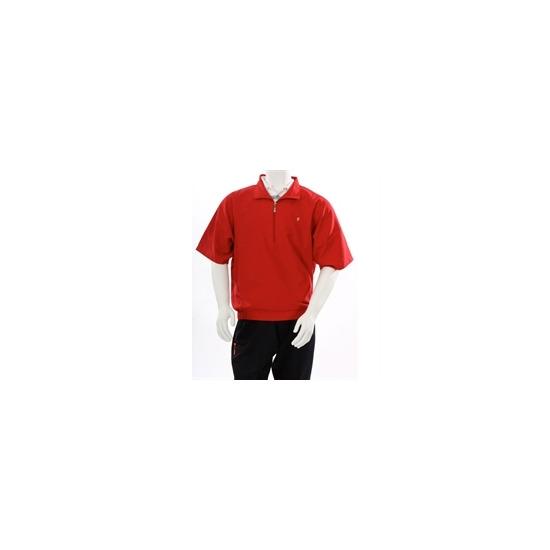Farah Golf windbreaker red