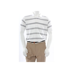 Photo of Farah Golf Jersey Polo Shirt - White Sports and Health Equipment