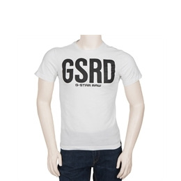 G Star Logo T Shirt - White Reviews