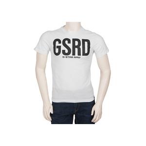 Photo of g Star Logo T Shirt - White T Shirts Man