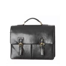 Ashwood Leather Briefcase Black Reviews